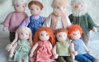 Как сделать барби — детальная инструкция, как сделать куклу для ребенка. Шаблоны и выкройки для пошива кукольной одежды