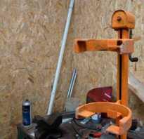 Съемник пружин амортизаторов своими руками: фото изготовления