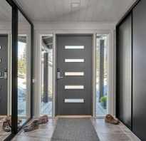 Как утеплить металлическую входную дверь