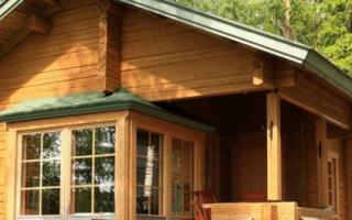 Строительство каркасного дачного домика своими руками