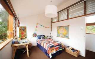 Выбор кроватей для детской комнаты