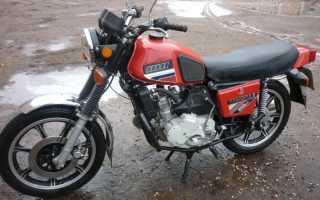 Реставрация мотоцикла Иж Юпитер-3 (27 фото)