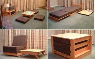 Мебельный гарнитур для детской комнаты своими руками (мастер-классы: стол, шкаф, кровать, тумба)