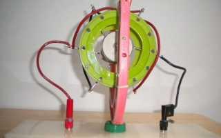 Самодельный карт на электродвигателе: фото пошаговой сборки