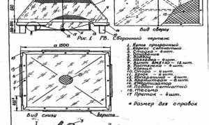 Генератор воды пирамидальный (четрежи и схемы)