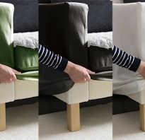 3 диванчика своими руками!