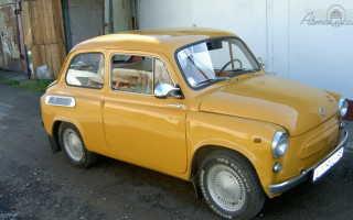 Реставрация ЗАЗ-965: (24 фото) автомобиля с описанием