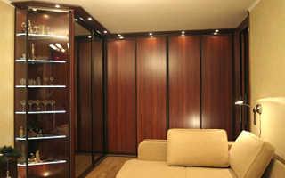Светодиодная подсветка для шкафов-купе