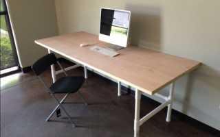 Крутой компьютерный стол-комод своими руками