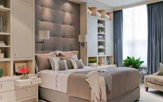 Вместительная шкаф-кровать в маленькую спальню