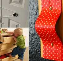 Защита детей от розеток своими руками