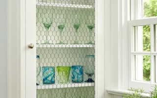 Семь оригинальных идей декора кухонной мебели своими руками. Бюджетные решения (фото, мастер-классы)