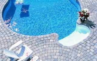 Бассейн для отдыха на даче своими руками
