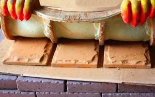 Изготавливаем декоративный камень в домашних условиях