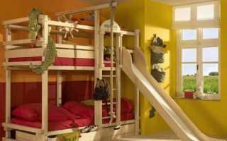 Проект подвесной диван-кровати на дачу (чертежи)