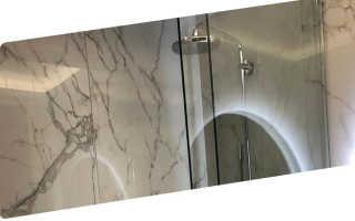 Облицовочный материал для ванной комнаты