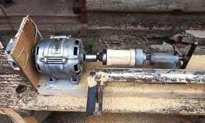 Сверлильный станок своими руками из двигателя швейной машинки