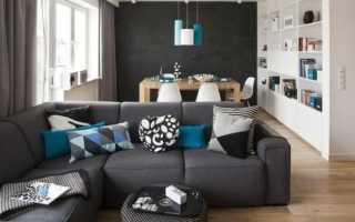Классный полукруглый диван своими руками (фото, мастер-класс)