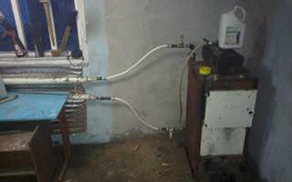 Отопление гаража своими руками: 20 фото изготовления печи