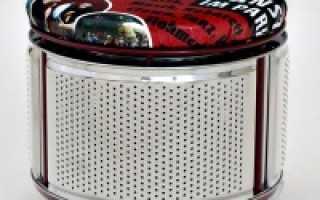 Жаровня из барабана стиральной машины для дачи своими руками