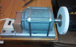 Наждак из двигателя стиральной машины: фото изготовления с описанием