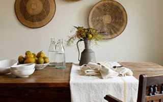 Оформляем столик в африканском стиле. Дизайн мебели