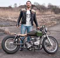 Урал Боббер — мотоцикл сделанный своими руками