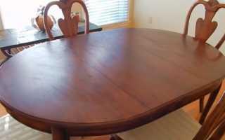 Пристенный столик с мозаикой своими руками (идея)
