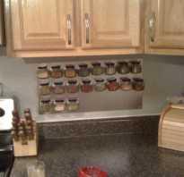 Самодельная полочка на кухню своими руками (фото, мастер-класс)