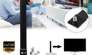 Простейшая антенна для цифрового ТВ своими руками