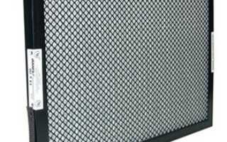 Выпуск 7 — Самодельный электростатический воздухоочиститель