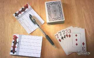 Покер – самая популярная карточная игра!