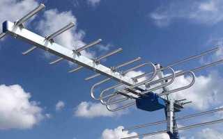 Антенна для цифрового ТВ из кабеля (12 фото)