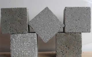 Свойства и виды бетона