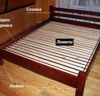 Бюджетная двуспальная кровать своими руками