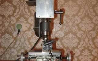 Фрезерный станок по металлу своими руками (49 фото и описание)