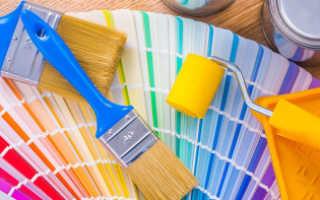 Водно-дисперсионные грунтовки и краски: виды и правила работы