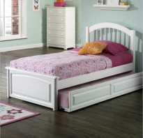 Кровать-замок для любимой дочери своими руками
