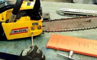 Самодельное приспособление для заточки цепи от бензопилы (электропилы)