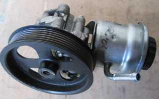 Самоделка из двигателя от стиральной машины и ГУРа